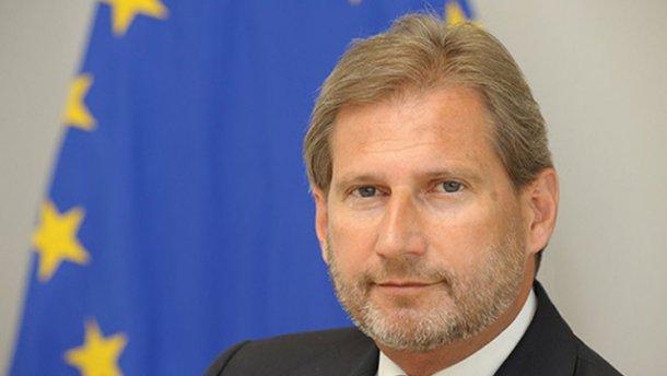 Еврокомиссар заверил, что Украина получит безвиз в этом году