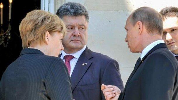 У Порошенко анонсировали встречу с Путиным