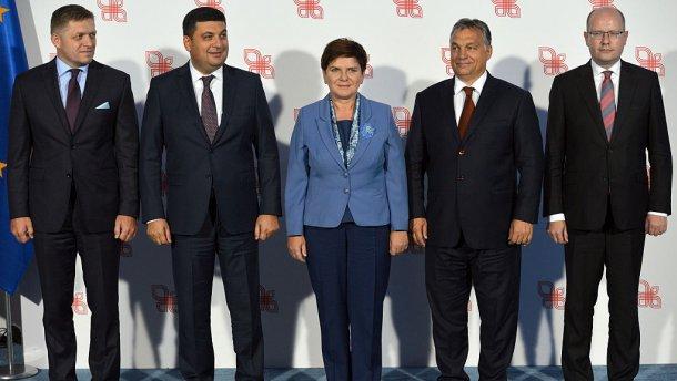 Польша хочет видеть Украину в составе ЕС