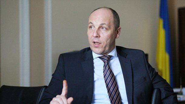 Парубий признался, какую информацию «слил» на допросе в ГПУ