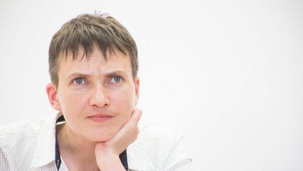 Вижу Порошенко насквозь, – Савченко