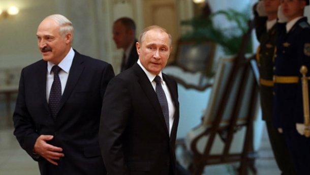 Лукашенко назвал Россию «монстром»