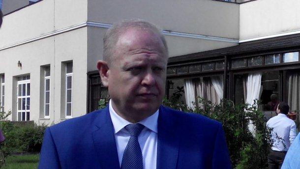 Замглавы КОГА попросил приостановить его полномочия на время служебной проверки