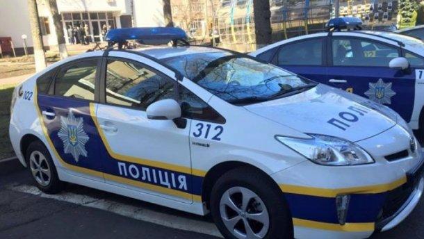 Киевлянин атаковал полицию, которую вызвал