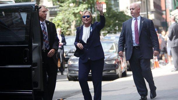 Клинтон могли отравить, – The Washington Post