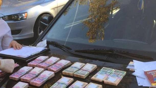 На полумиллионной взятке в Одессе поймали арбитражного управляющего