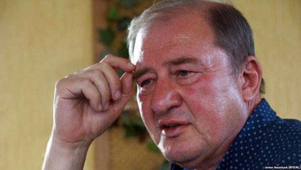 «Заложника Кремля» Умерова могут лечить в Германии