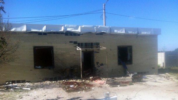 Взрыв в Авдеевке: раненый мужчина не выжил