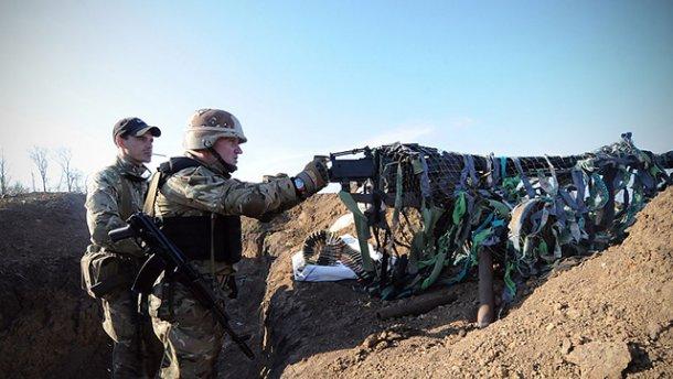 На Донбассе дальше нет тишины: боевики били из минометов и гранатометов