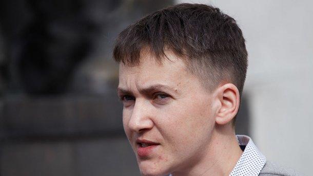 Савченко в США: Порошенко с реформами «не дорабатывает»