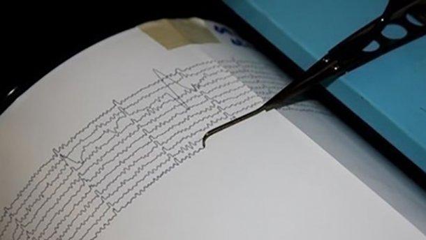 Появилось видео с ночным землетрясением