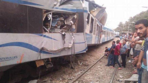 Два поезда столкнулись в Алжире: есть погибшие и десятки раненых (ФОТО, ВИДЕО)