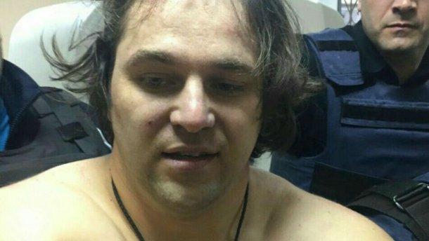 Подозреваемого в убийстве полицейских в Днепре задержали