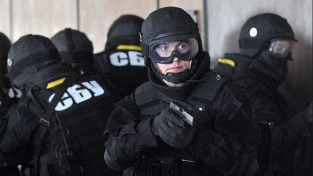 СБУ помешала на Львовщине «тихо федерализировать» Украину