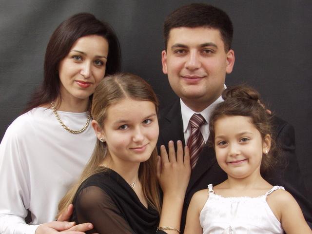 Дочь Гройсмана учится в английском колледже за 1 млн. грн в год