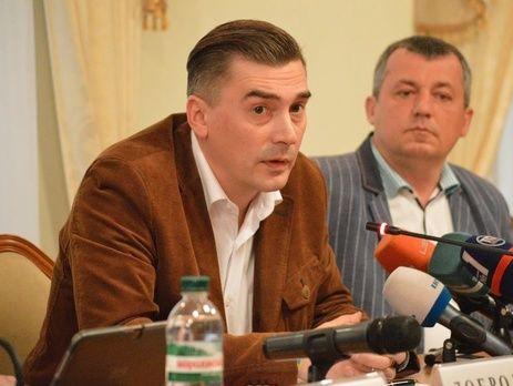 Авторитетные Украинцы требуют отозвать нардепа Добродомова за антигосударственную деятельность (фото)
