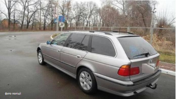 Львовский полицейский украл чужой автомобиль