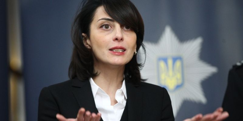 Деканоидзе подтвердила факт опьянения за рулем начальника уголовного розыска Львовщины