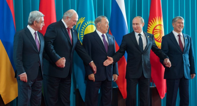 Саммит СНГ превратился в личный клуб по интересам Путина