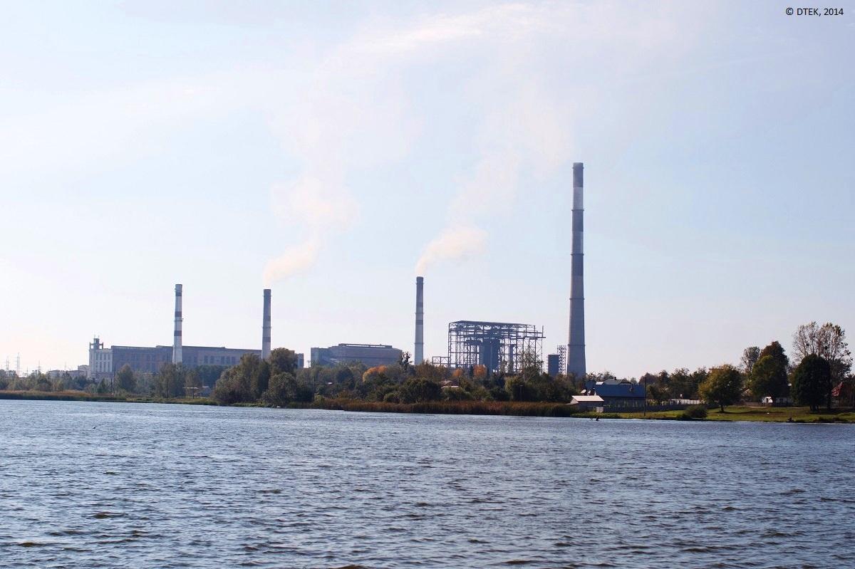 На водохранилище Добротворской ТЭС утонул мужчина