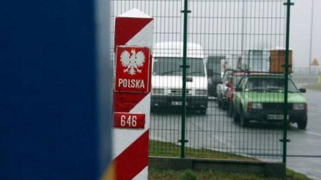 Поляк пытался перевезти через границу на Львовщине холодное оружие