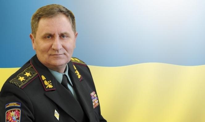 «Бездомный» генерал Ткачук владеет тремя домами