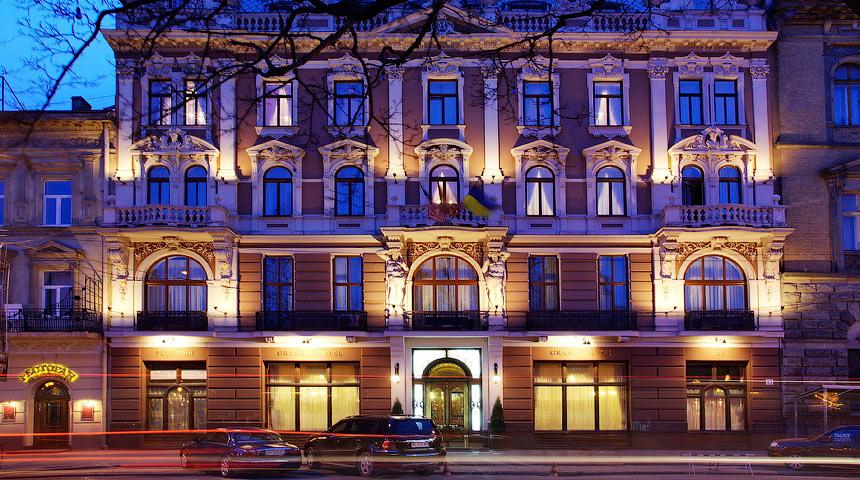 Крупнейшая гостиничная сеть мира откроет отель в Львове