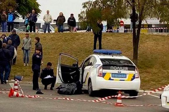 Расстрел полиции в Днепре: в сети ажиотаж вокруг нового видео