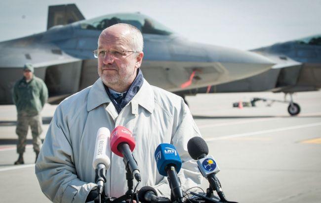 Литва сообщила о поставке боеприпасов Украине