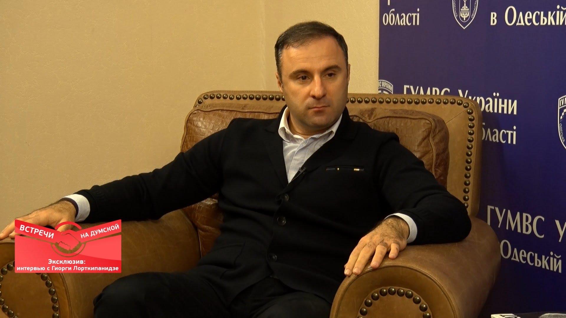 Суд в Грузии санкционировал арест главы полиции Одесской