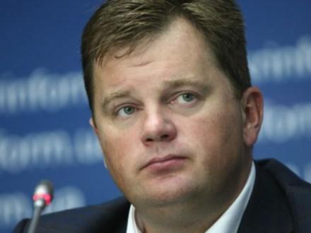 Президент Украины уволил главу Киевской ОГА