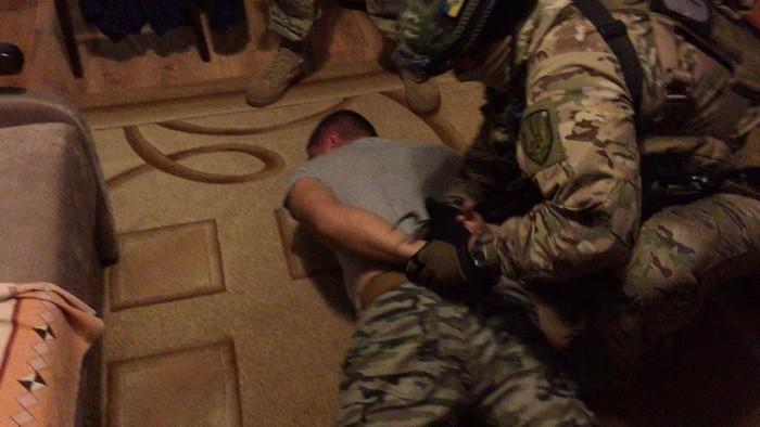 В Одесской области СБУ ликвидировала ОПГ, что  «кришувалось» коррумпированными правоохранителями