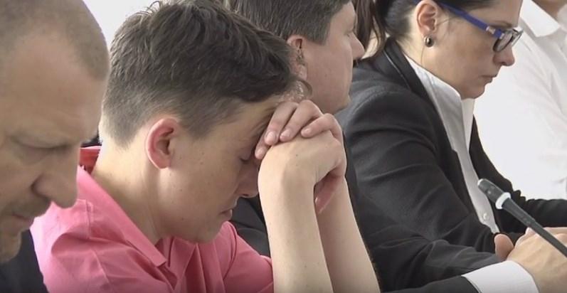 Савченко снова потрясла Сеть своим видом (фото)