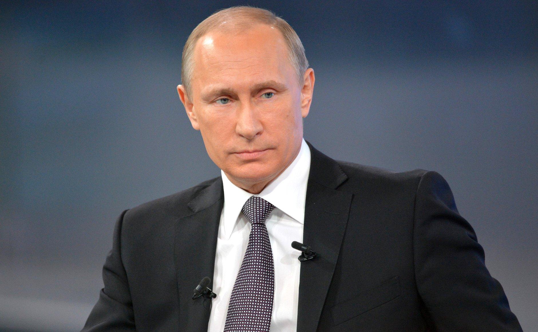 Оруэлловские порядки в путинской России