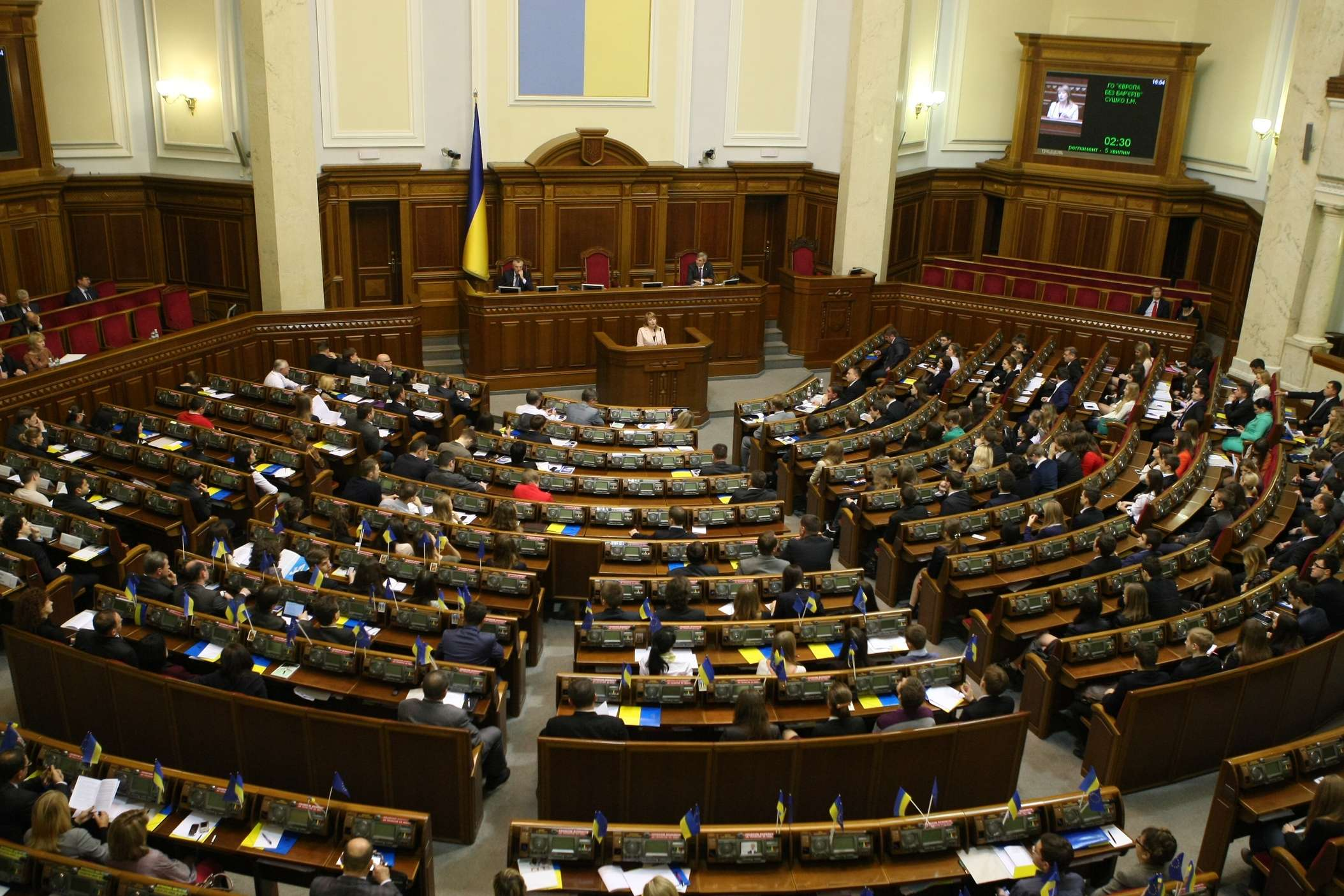 Нардепов пытаются лишыть мандатов за пропуски и «кнопкодавство»