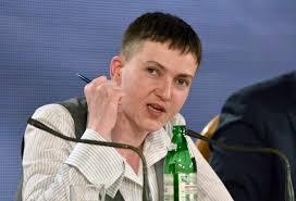 Савченко снова всех обманула