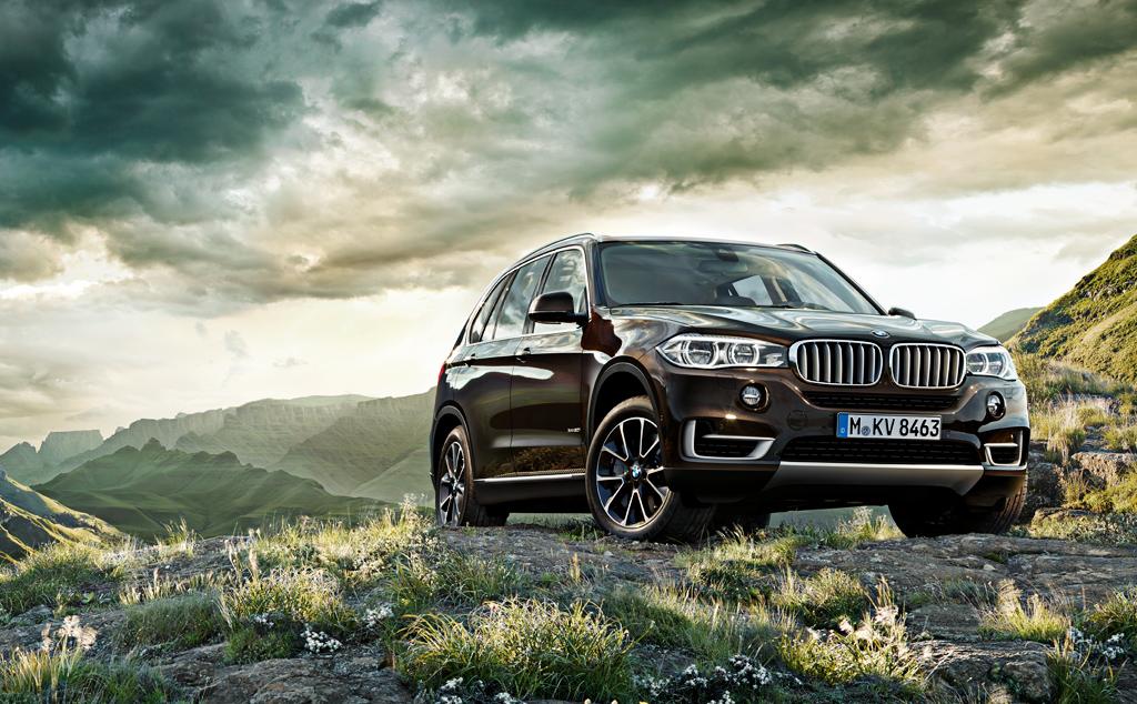 Жена заместителя председателя львовского СБУ ездит на чужом BMW X5