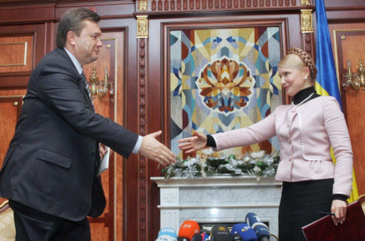 Почему Тимошенко скучает по Януковичу