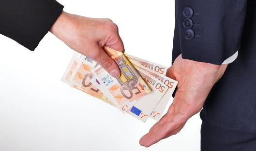 Пограничники отказались от взятки в размере 1000 евро