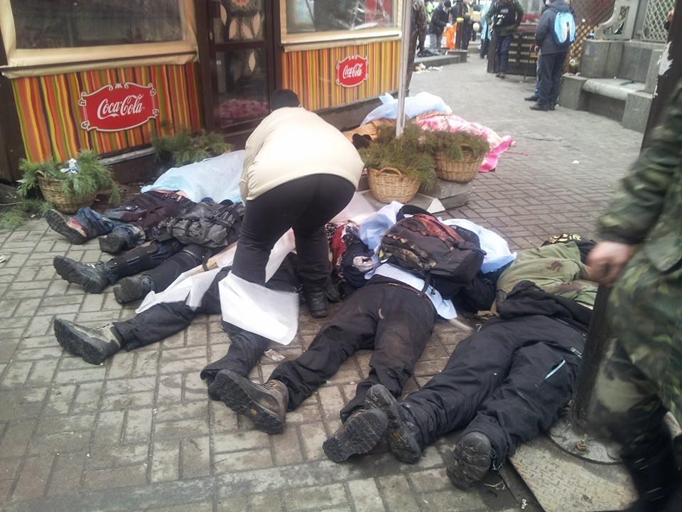 Жуткое явление: 50 человек жестоко расстреляли в ресторане