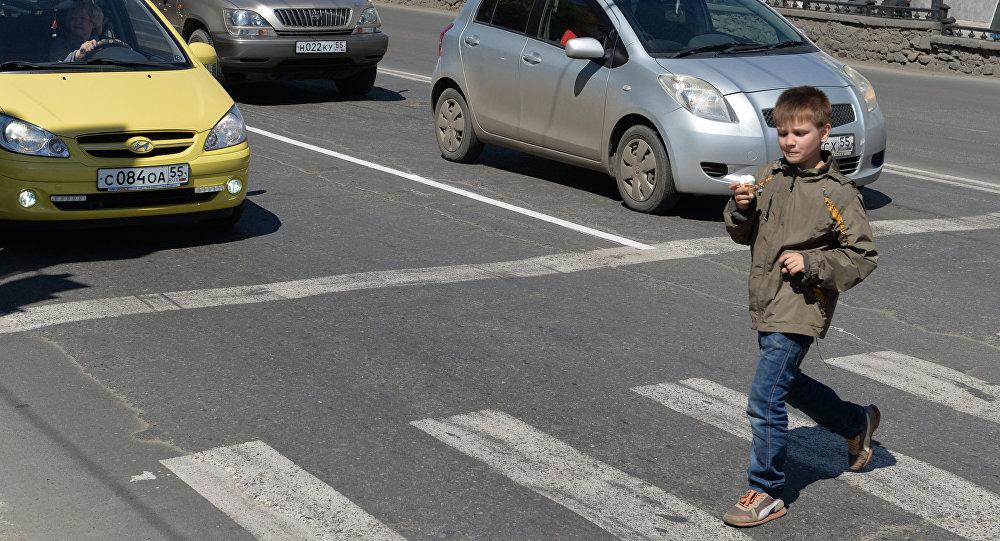 Ужасный случай во Львове: на 8-летнего ребенка наехал автомобиль
