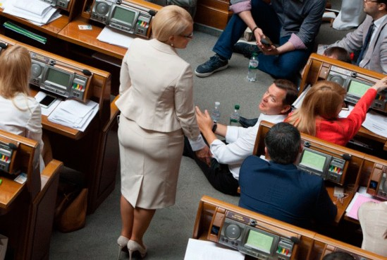Почему депутаты держат украинцев за идиотов