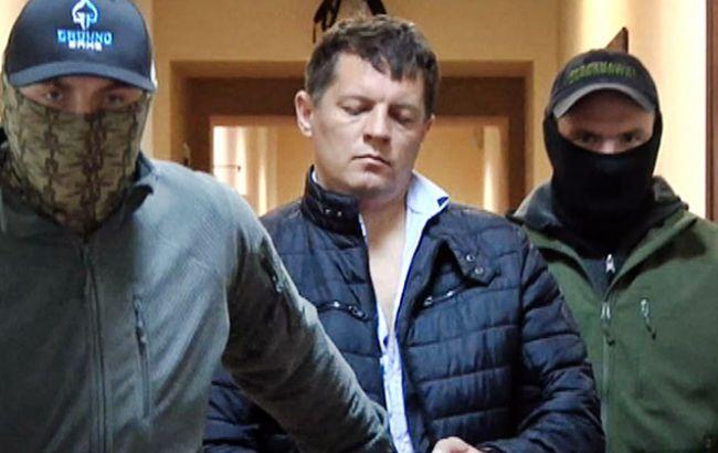 Журналиста Сущенко могут обменять на российского агента, – адвокат