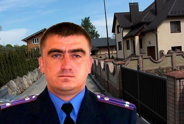 Как живет подполковник милиции Василий Мокрицкий (Расследование)