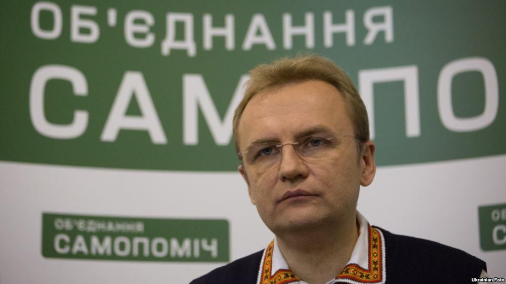 Садовый положил на депозит еще 50 млн грн