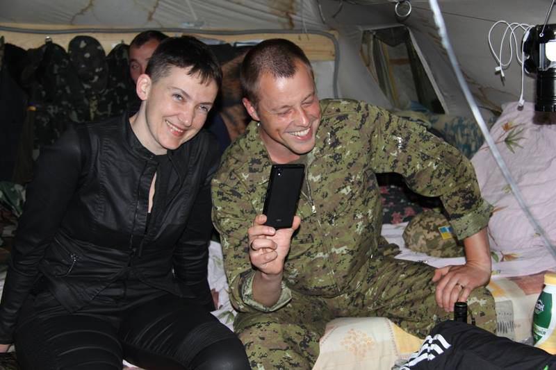 Тайны личной жизни Савченко — что она скрывает