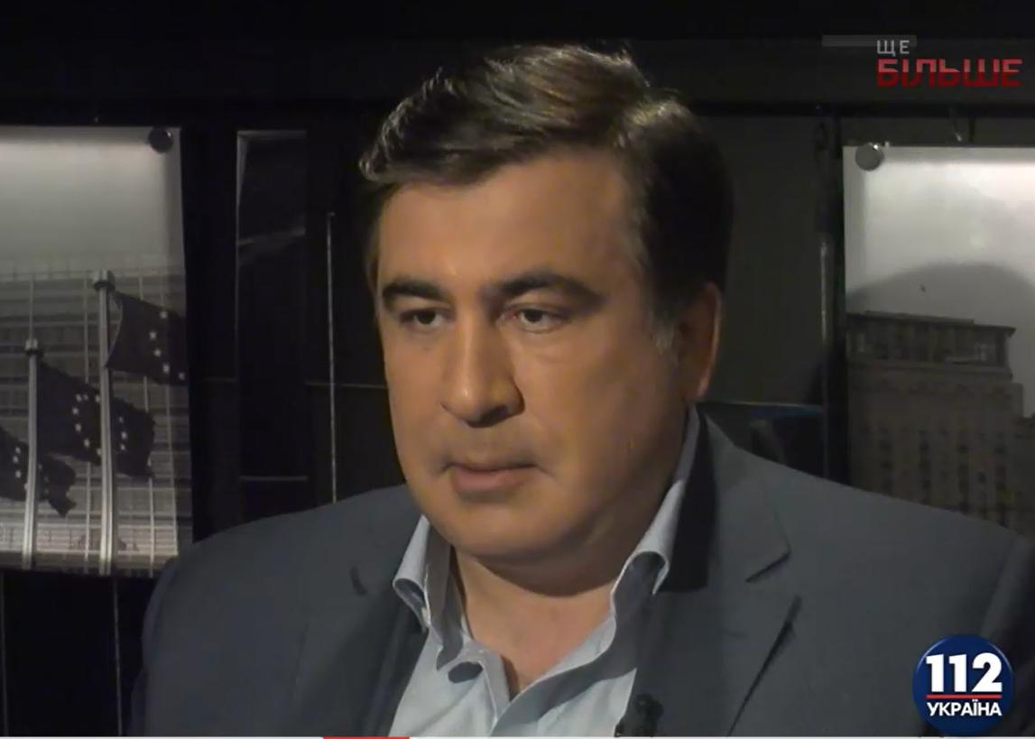 Саакашвили подтвердил планы вернуться в Грузию