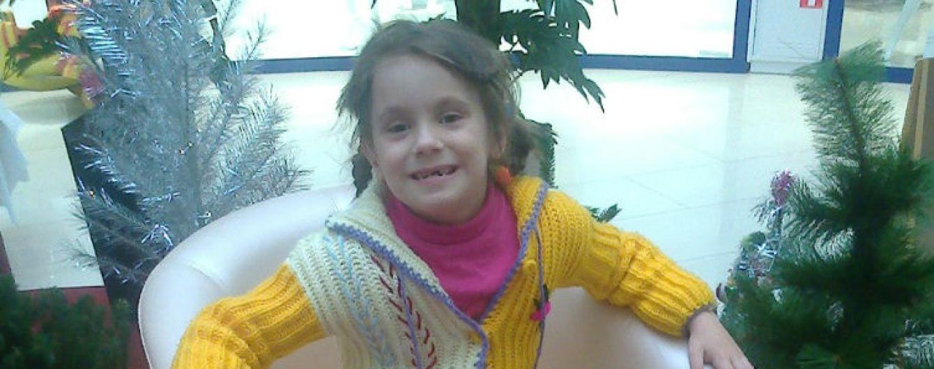8-летняя Таня надеется на помощь неравнодушных