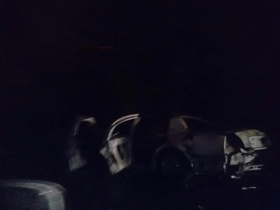 Под Львовом произошло смертельное ДТП с пожаром: опубликованы ужасные фото (фото)