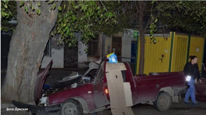 В Одессе виновники кровавого ДТП порезали мужчину, который попытался их задержать (фото)